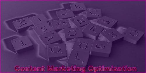 Content Marketing Optimization